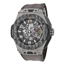 Hublot Big Bang Ferrari Titanium 45mm Arabic numerals