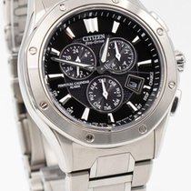 Citizen Signature Eco-Drive Watch E820-S080665 - w. Perpetual...