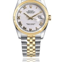 Rolex Datejust (Submodel) pre-owned Gold/Steel