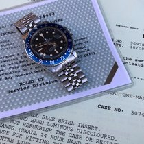 Rolex Radial Dial GMT-Master 1675 with Blueberry Insert