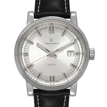 Chronoswiss 40mm Automatic new Pacific Silver