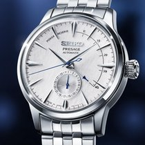 Seiko Limited Edition Presage Power Res Fuyugeshiki Men's...