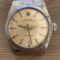 Rolex Oyster Precision Speedking Steel Bracelet