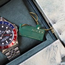 Rolex GMT-Master 1675 Pepsi Bezel