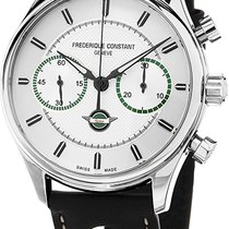 Frederique Constant Vintage Rally Steel Silver United States of America, New York, Brooklyn