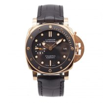 Panerai Luminor Submersible 1950 3 Days Automatic gebraucht 42mm Roségold