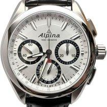 Alpina Steel 44mm Quartz AL-760SB5AQ6 pre-owned