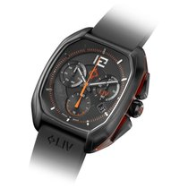Liv Watches Steel 41.0mm Quartz 2010.49.14.SRB1000 new