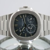 Patek Philippe Nautilus pre-owned 40mm Steel