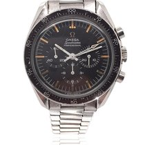 Omega 105/012/65 Steel 1965 Speedmaster Professional Moonwatch pre-owned