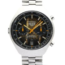 Heuer Steel 39mm Automatic 110.573F pre-owned