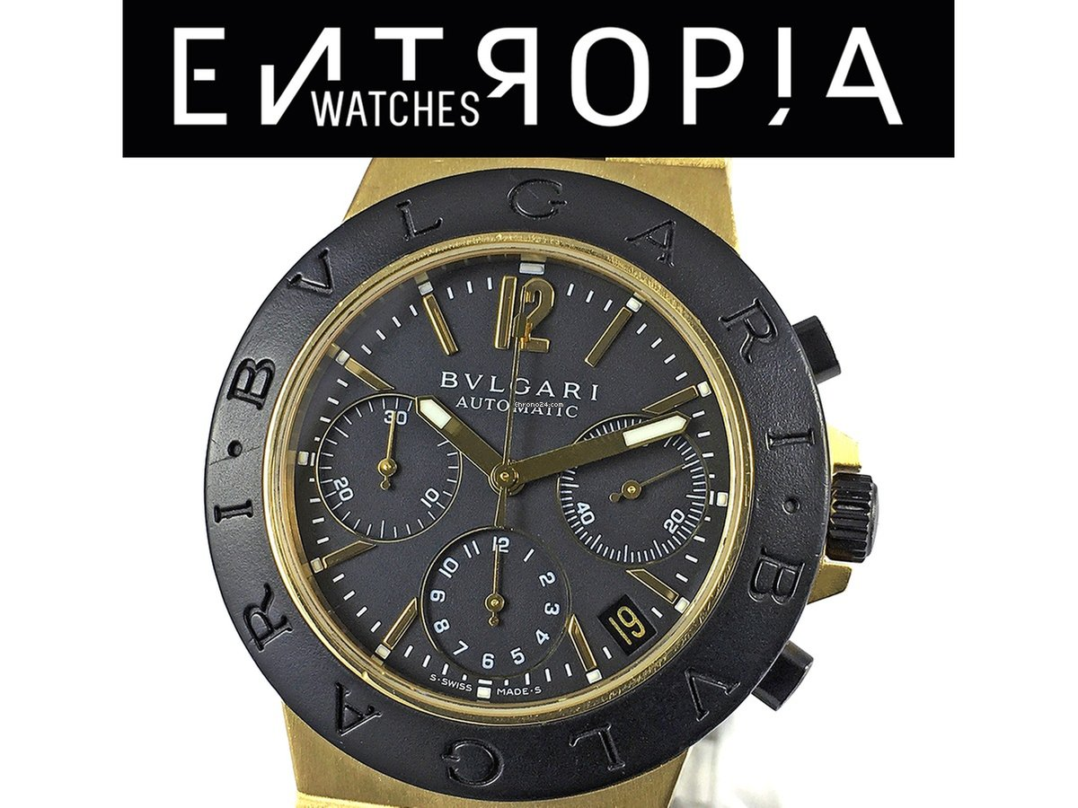 e8f85a7e1f13 Relojes Bulgari - Precios de todos los relojes Bulgari en Chrono24
