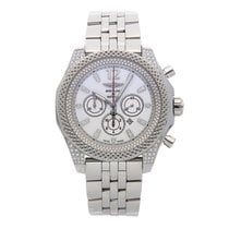 Breitling Bentley Barnato Steel 42mm White No numerals United States of America, Pennsylvania, Bala Cynwyd