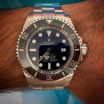 Rolex 116660 Acero 2015 Sea-Dweller Deepsea 44mm usados