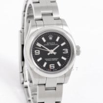Rolex Oyster Perpetual 26 Steel 26mm Black Arabic numerals United States of America, California, Los Angeles