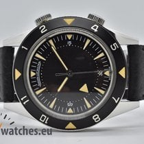 Jaeger-LeCoultre Memovox Tribute to Deep Sea Steel 40mm Black No numerals