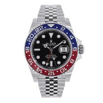 Rolex 126710BLRO Steel 2019 GMT-Master II 40mm new UAE, Dubai