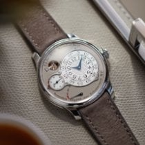 F.P.Journe Platin 40mm Manuelt F. P. Journe Chronomètre Optimum - Souverain Collection ny