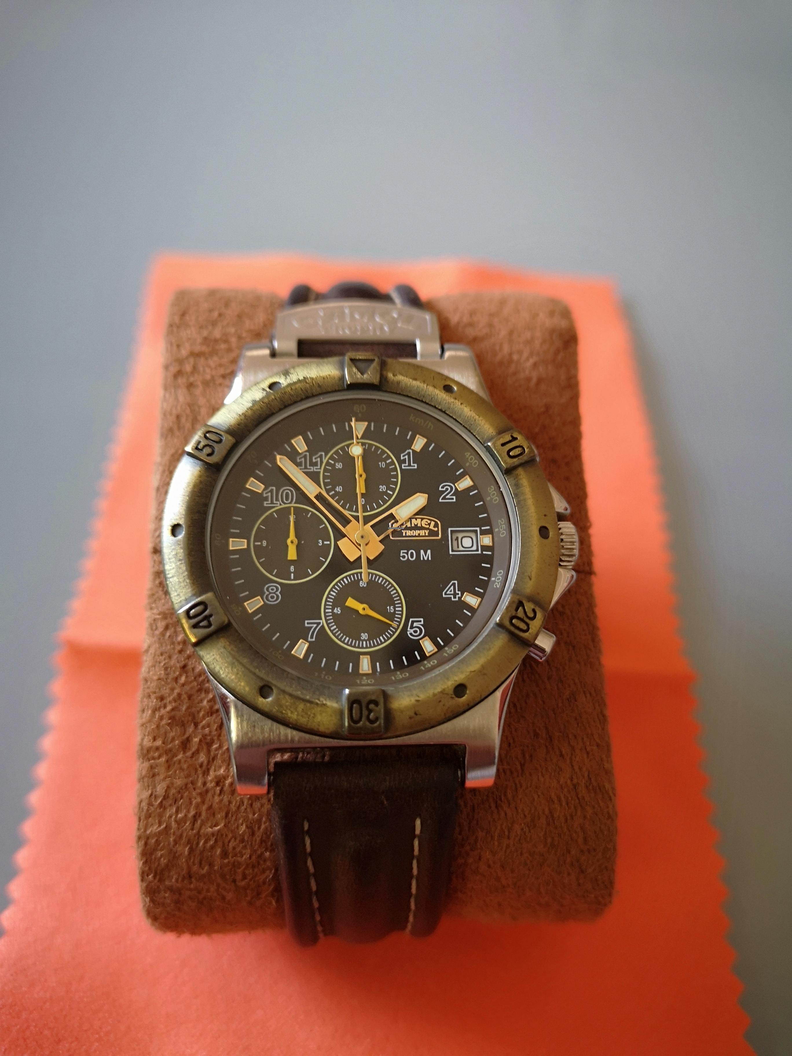 Nieuw Camel Active Chrono for Rp. 1,931,117 for sale from a Private MB-21