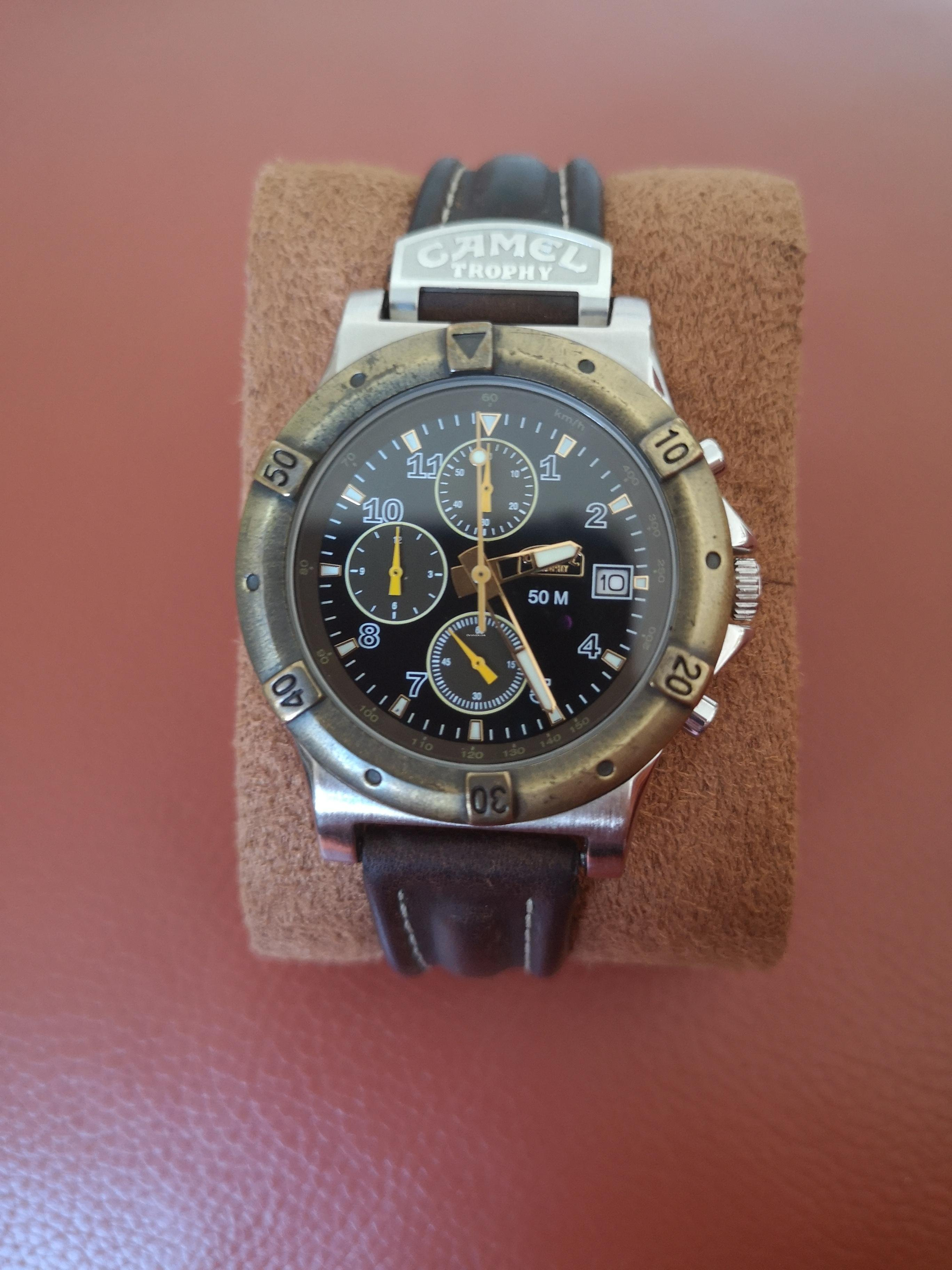 Hedendaags Camel Active Chrono for Rp. 1,931,117 for sale from a Private MW-03