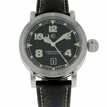 Chronoswiss Timemaster Steel 40mm Black Arabic numerals United States of America, Florida, Sarasota