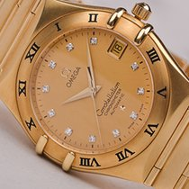 Omega Or jaune Remontage automatique 1102.15.00 occasion