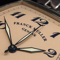 프랭크 뮬러 카사블랑카 5850 우수 스틸 31.5mm 자동