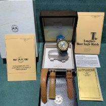 Longines Lindbergh Hour Angle 989.5215 new