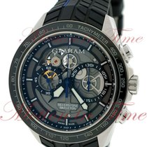"""Graham Silverstone RS """"Blue"""" Edition, Skeleton Dial,..."""