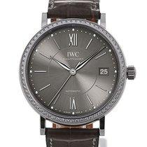 IWC Portofino Medium 37 Leather