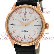 Rolex Cellini Time 50505 wbk подержанные