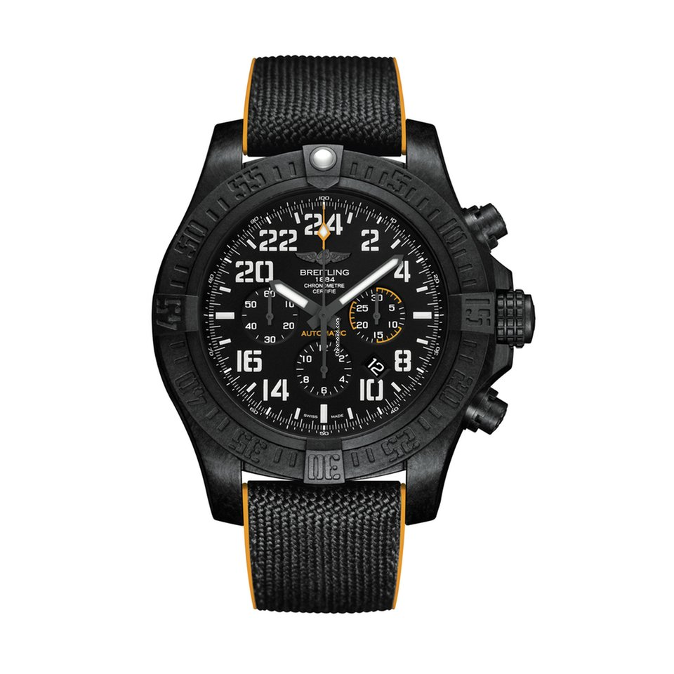 76ad3e6afb7 Breitling Avenger - Todos os preços de relógios Breitling Avenger na  Chrono24