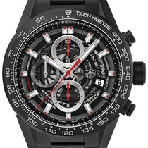 TAG Heuer Carrera Calibre HEUER 01 new Automatic Chronograph Watch with original box