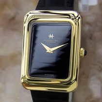 Hamilton Swiss Made Men's Manual 1970 Gold Plated Luxury Dress...
