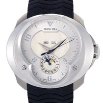 Franc Vila 52mm Automatic pre-owned Silver