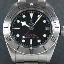 Tudor Heritage Black Bay Date NEARLY NEW