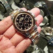 Rolex 116503 Black Dial with Diamonds Cosmograph Daytona 40mm