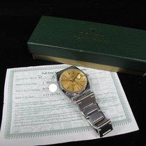 勞力士 OYSTER DATE 1530 Original Silver Turned Tropical Dial