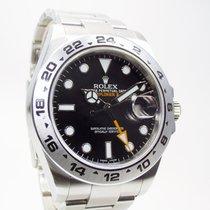 Rolex Explorer II  ZB schwarz