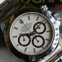 Rolex Daytona Zenith 16520 perfect Creme Dial Full Set 1991