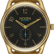 Nixon C45 SS A951-510 Herrenarmbanduhr Design Highlight