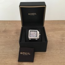 Breil Chronograph 40mm Quartz 2013 pre-owned Mother of pearl