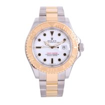 Rolex Yacht-Master 40MM White Dial 16623 2010