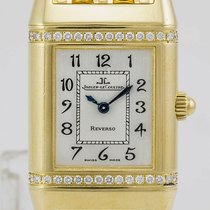 Jaeger-LeCoultre Reverso (submodel) Very good Yellow gold Quartz