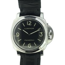 Panerai Luminor Base Acier 44mm Noir Arabes France, Marseille