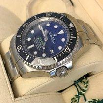 Rolex Sea-Dweller Deepsea ny 44mm Stål