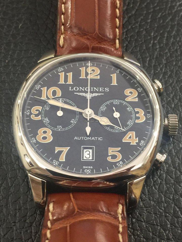 cbfb3815a2e Relógios Longines usados - Compare os preços de relógios Longines usados