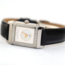 Jaeger-LeCoultre Reverso Duetto White gold 21mm United States of America, Florida, Aventura