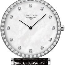Longines La Grande Classique Steel 29mm Mother of pearl United States of America, New York, Airmont
