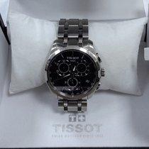 Tissot Chronographe 40mm Quartz occasion Couturier Noir